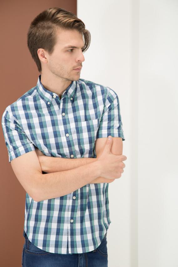 College Camisa Pronto Cognac B.d Muscle M.c 4/15