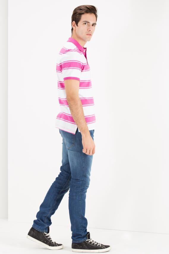 College Camisa Polo Pronto Rodick 3/15