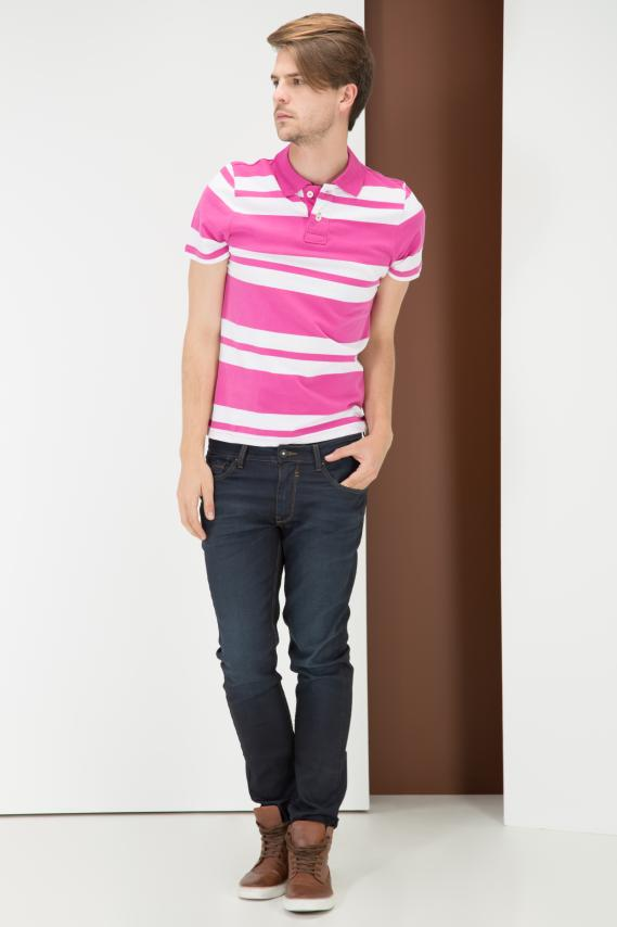 College Camisa Polo Pronto Lendel 3/15