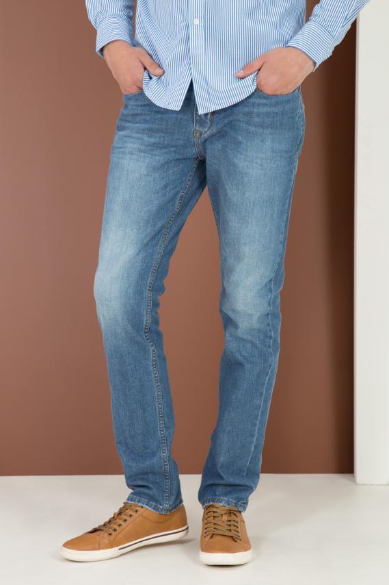 College Pantalon Pronto Slim 6 4/15