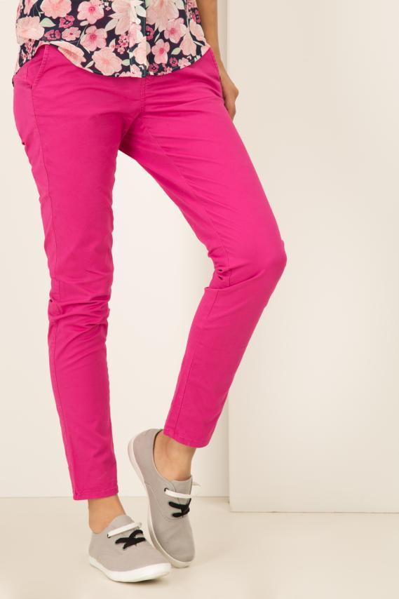 College Pantalon Pronto Aixa 9 Slim Fit 1/16