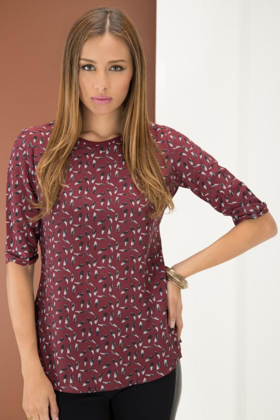 College Blusa Pronto Goldy 4/15