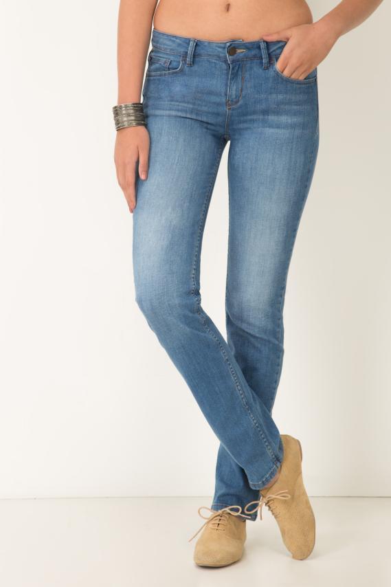 College Pantalon Pronto Skinny 1/16