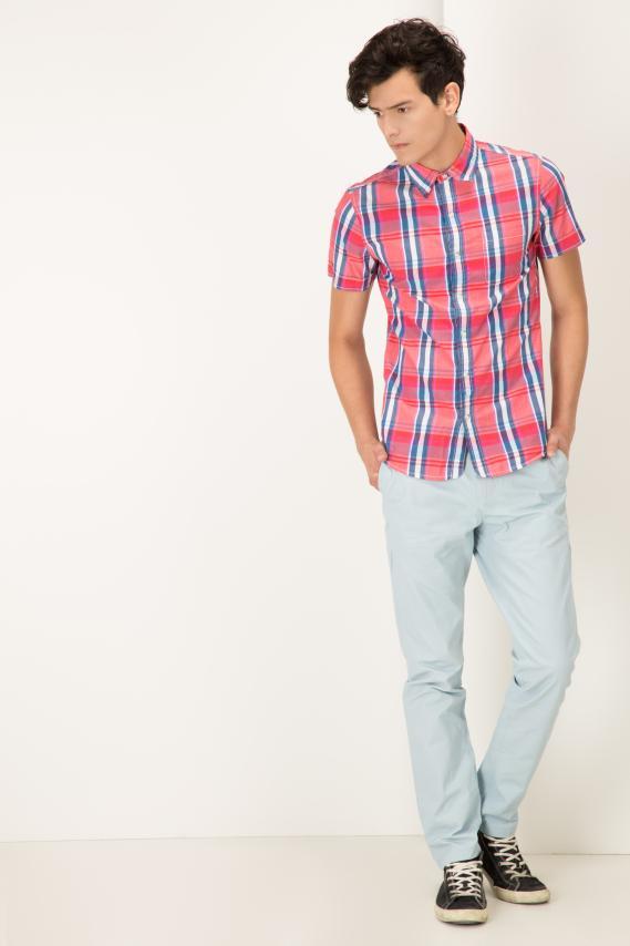 Trendy Camisa Bkul Haim Sport Collar M/c 1/16