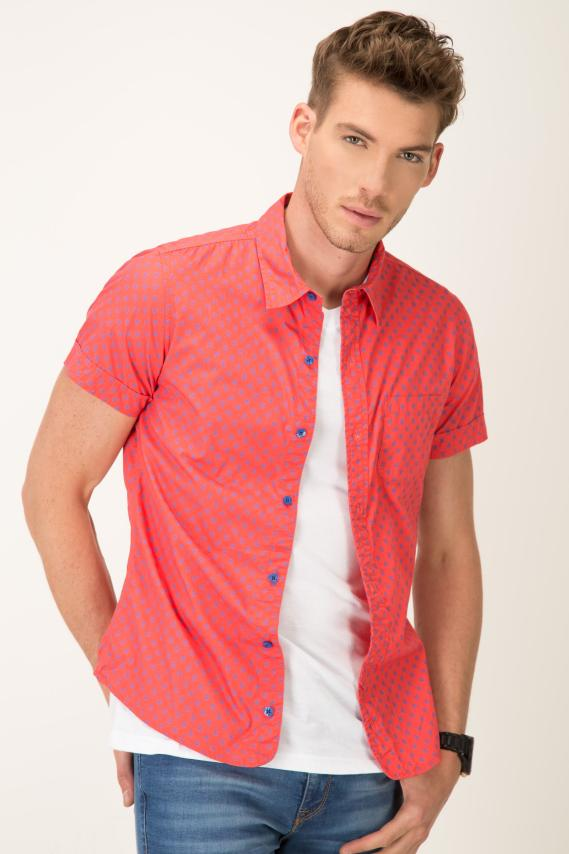 Trendy Camisa Bkul Korn Sport Collar M/c 2/16