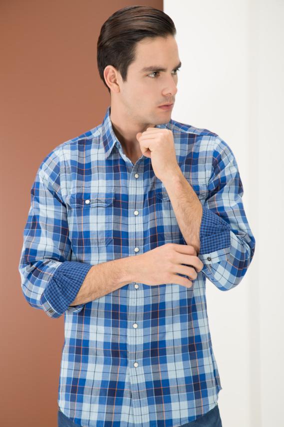 Trendy Camisa Bkul Sartre Classic M.l 4/15