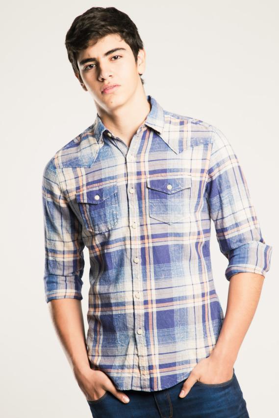 Trendy Camisa Koaj Clith 1 Comfort M/l 1/17