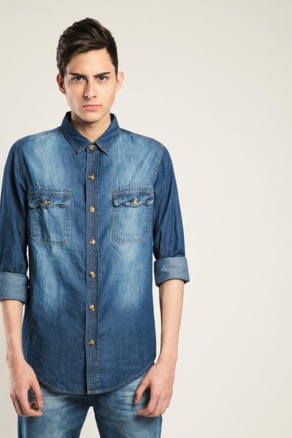 Trendy Camisa Koaj Mikele 7 Comfort M/l 1/17