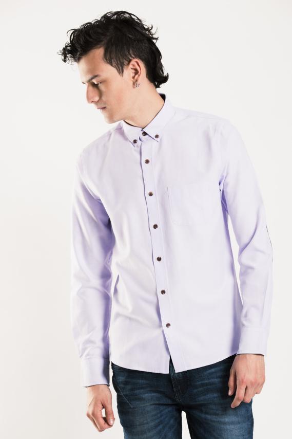Trendy Camisa Koaj Pat Button Down M/l 1/17
