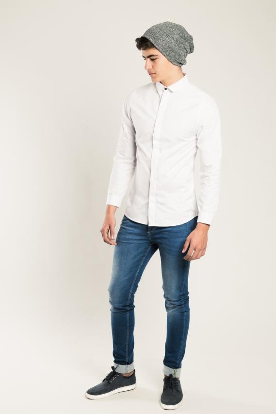 Chic Camisa Koaj Walid Super Slim M/l 1/17