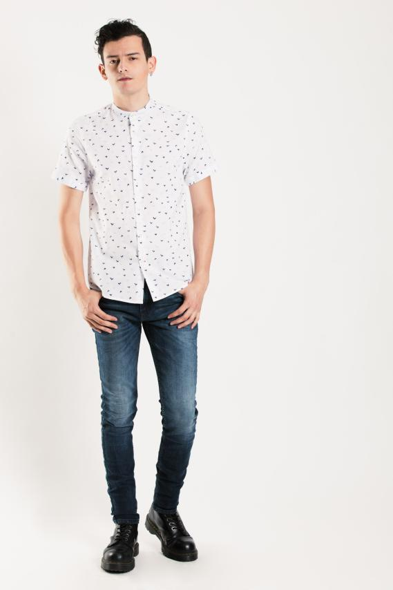 Jeanswear Camisa Koaj Holdy Super Slim M/c 1/17