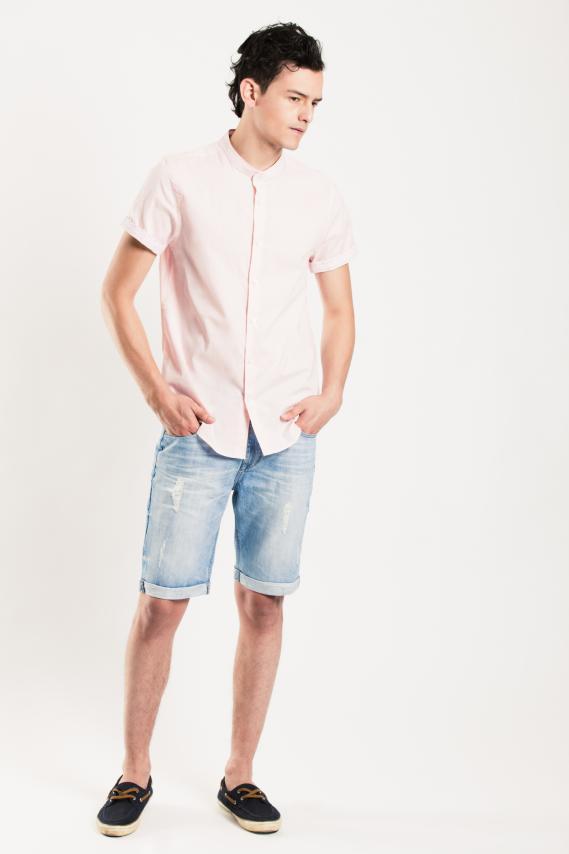 Chic Camisa Koaj Lymer Slim M/c 1/17