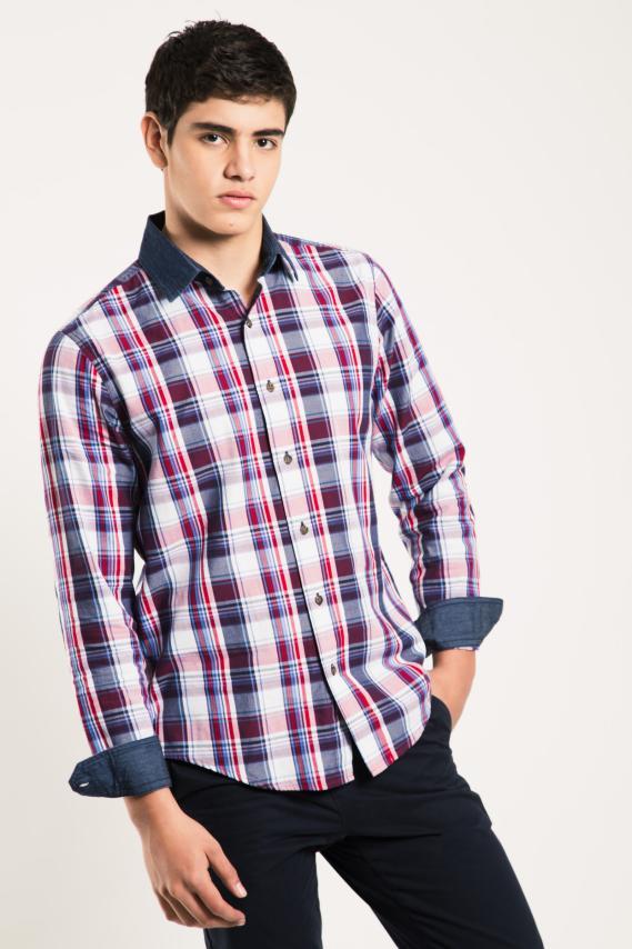 Jeanswear Camisa Koaj Jamaly Comfort Ml 1/17
