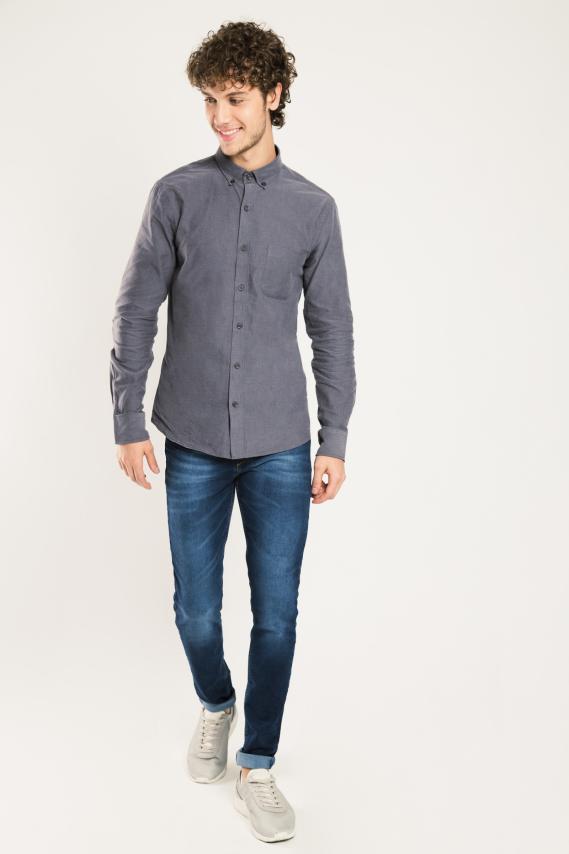 Trendy Camisa Koaj Abasi Button Down M/l 2/17