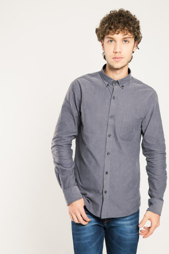 Trendy Camisa Koaj Abasi Button Down M/l 2/17