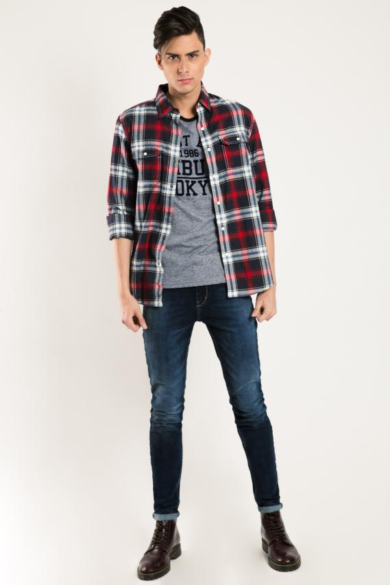 Trendy Camisa Koaj Amay Comfort M/l 2/17