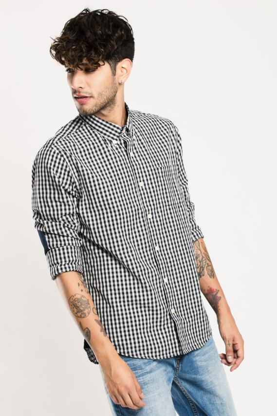 Trendy Camisa Koaj Navild Button Down M/l 2/17