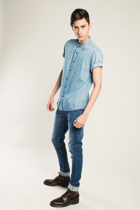 Jeanswear Camisa Koaj Elian Super Slim M/c 2/17