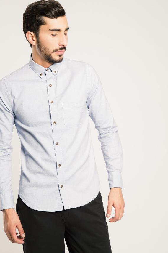 Jeanswear Camisa Koaj Julyanibutton Down Ml 2/17
