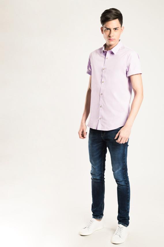 Jeanswear Camisa Koaj Adryano Cc With Stays2/17