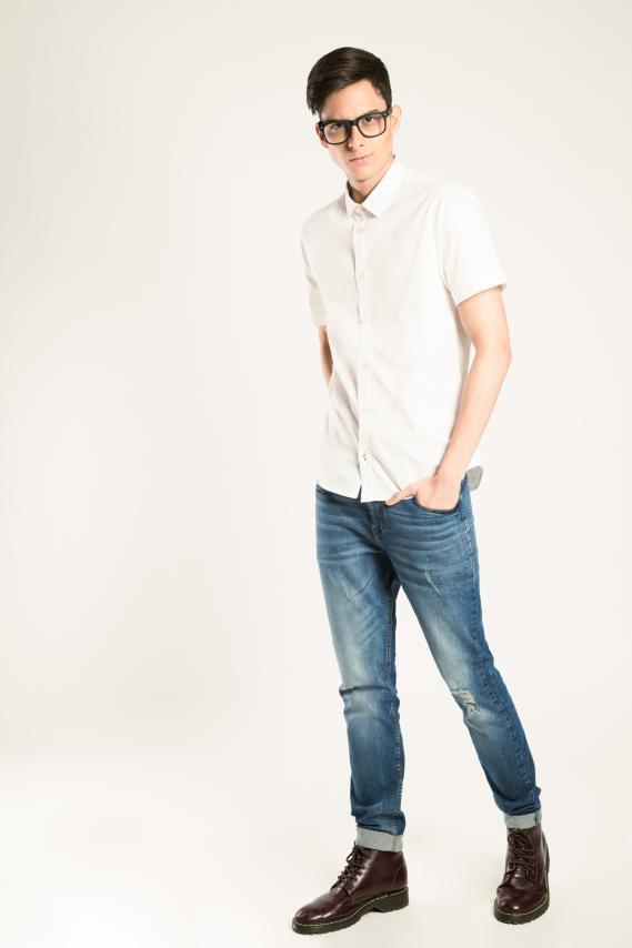 Jeanswear Camisa Koaj Adryano 1cc With Stays 2/17