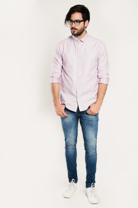 Chic Camisa Koaj Haylee Slim M/l 2/17