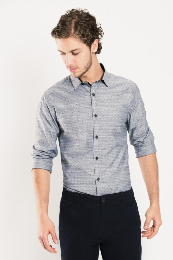 Chic Camisa Koaj Tyler Cc With Stays Ml 2/17