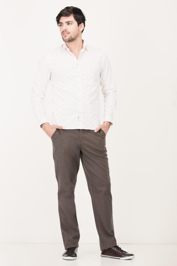 Glam Pantalon Casual Abdul 3/16
