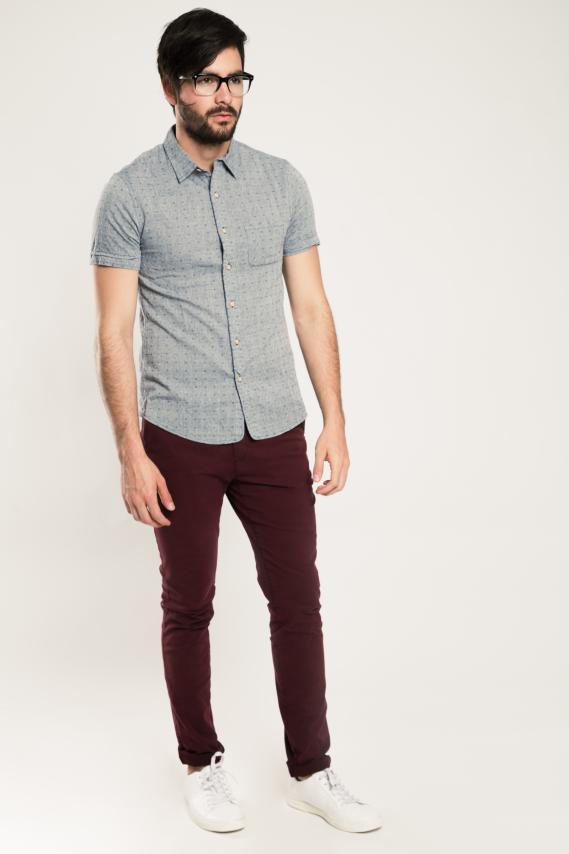Trendy Camisa Koaj Scorpio Sport Collar Mc 4/16