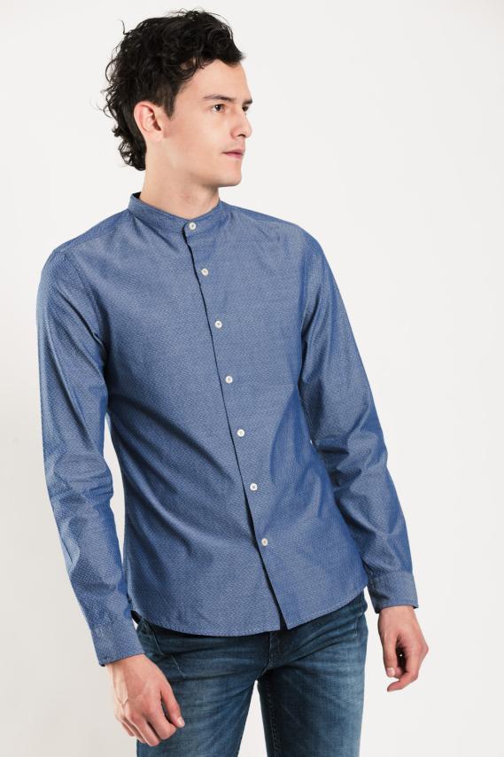 Trendy Camisa Koaj Itak Super Slim Ml 4/16