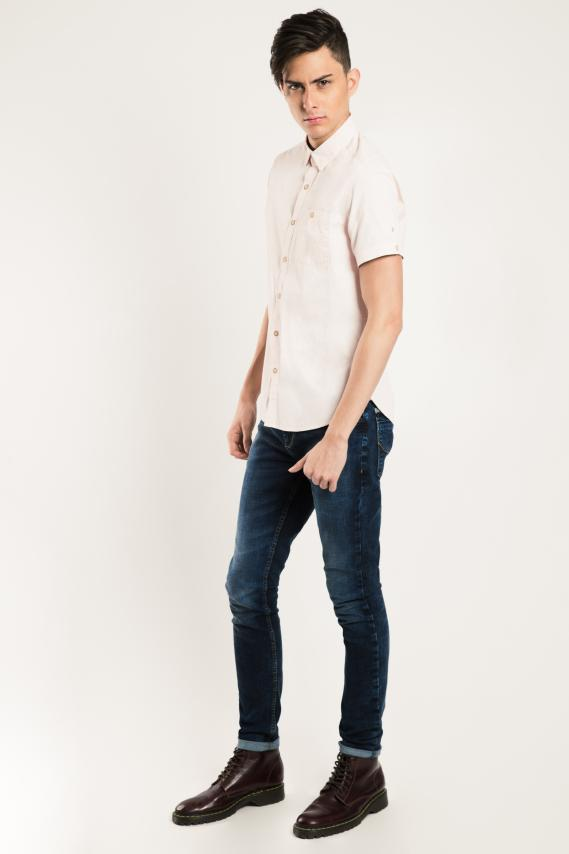 Glam Camisa Koaj Rogert Super Slim M/c 4/16