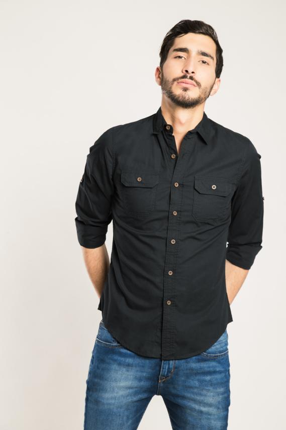 Trendy Camisa Koaj Taile Comfort M/l 4/16