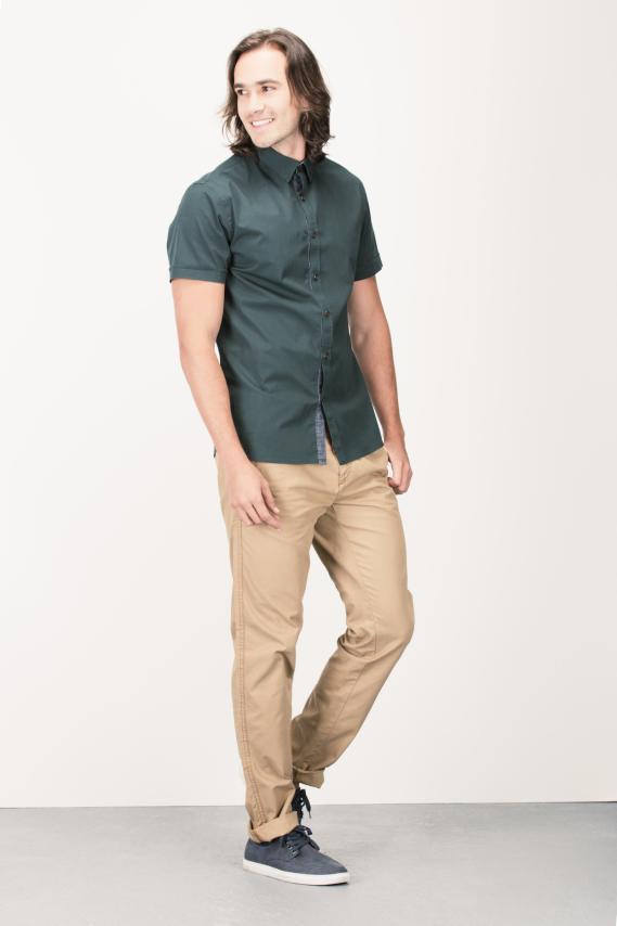 Chic Camisa Koaj Adiv C.c With Stays Mc 4/16