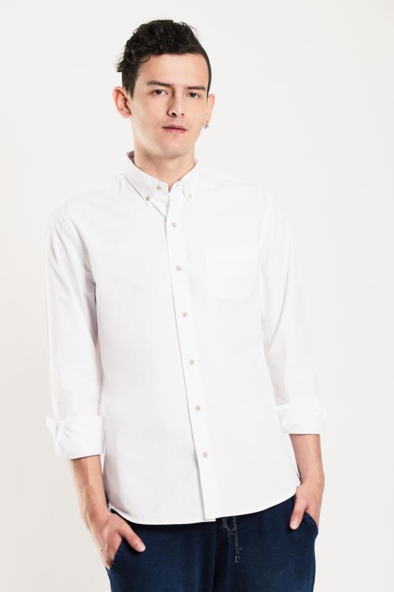 Trendy Camisa Koaj Alois Button Down M/l 1/17