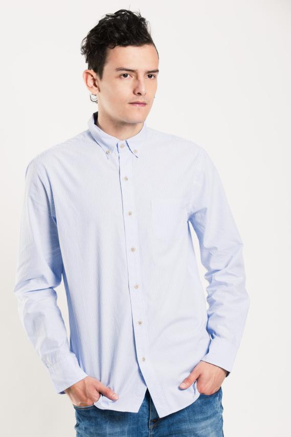 Trendy Camisa Koaj Hagen Button Down M/l 1/17