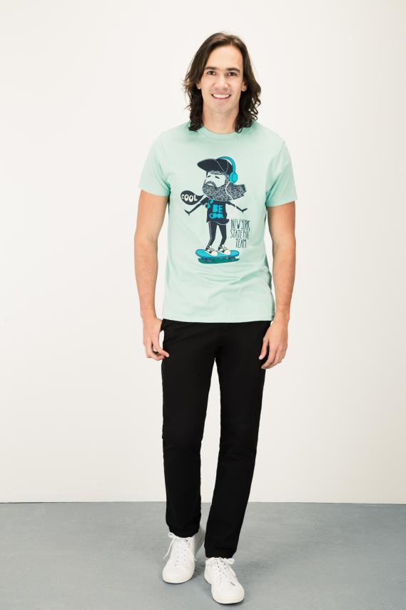 Basic Camiseta Koaj Drako 4a 1/17