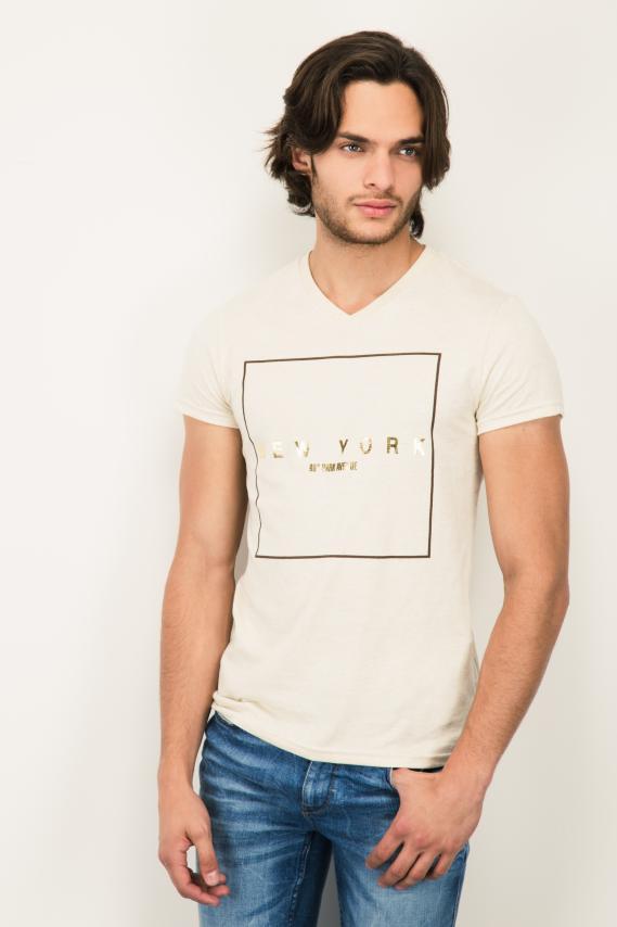 Chic Camiseta Koaj Brisler 1/17