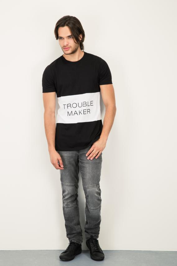 Jeanswear Camiseta Koaj Kerdy 1/17