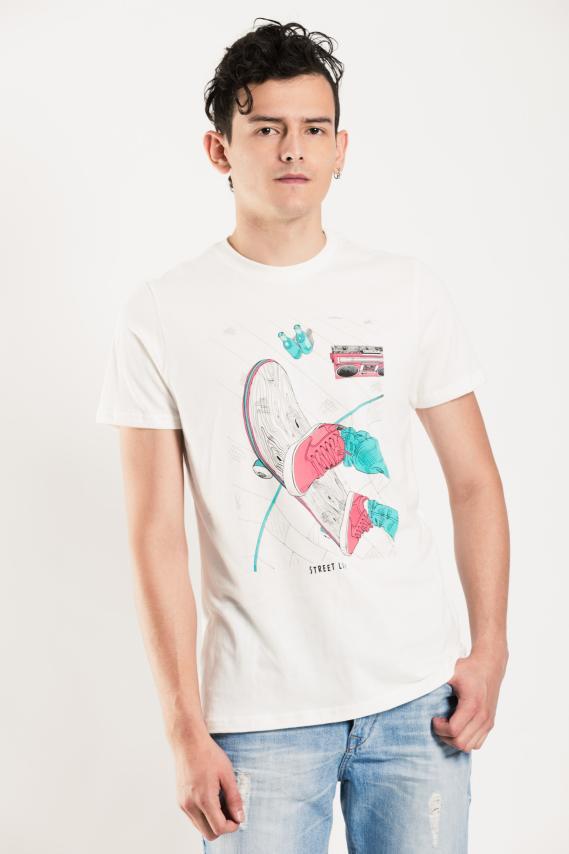 Basic Camiseta Koaj Drako 1d 1/17