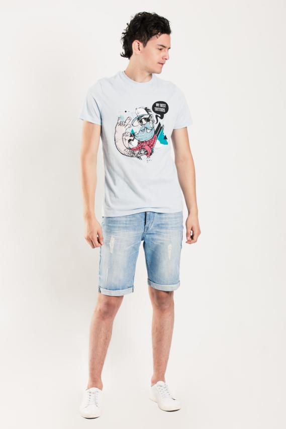 Basic Camiseta Koaj Drako 5b 1/17