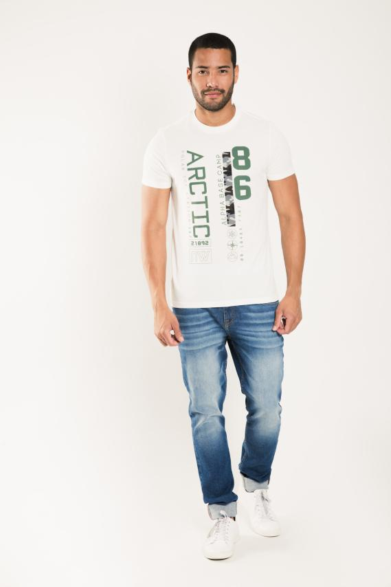 Basic Camiseta Koaj Drako 1h 1/17
