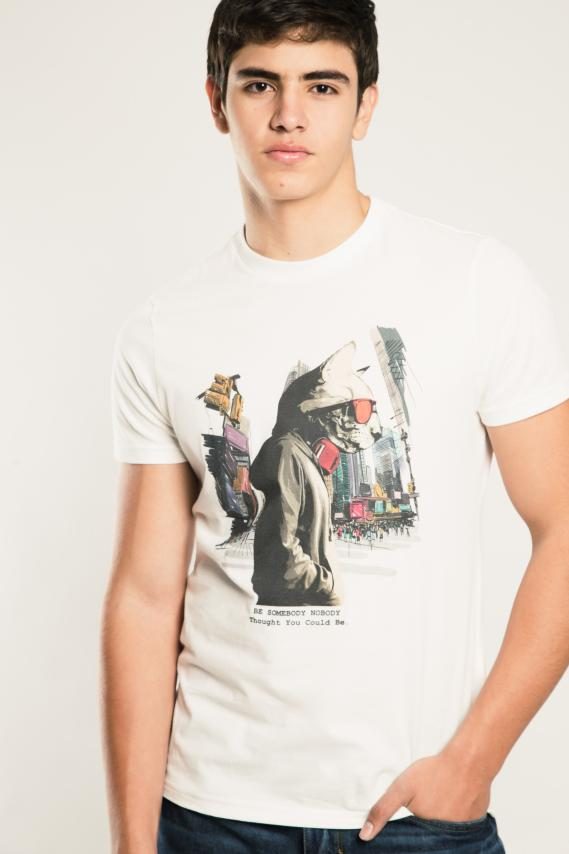 Basic Camiseta Koaj Drako 1l 1/17