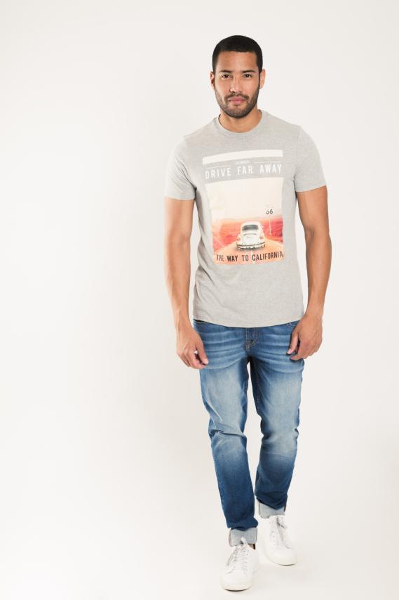 Basic Camiseta Koaj Drako 2f 1/17