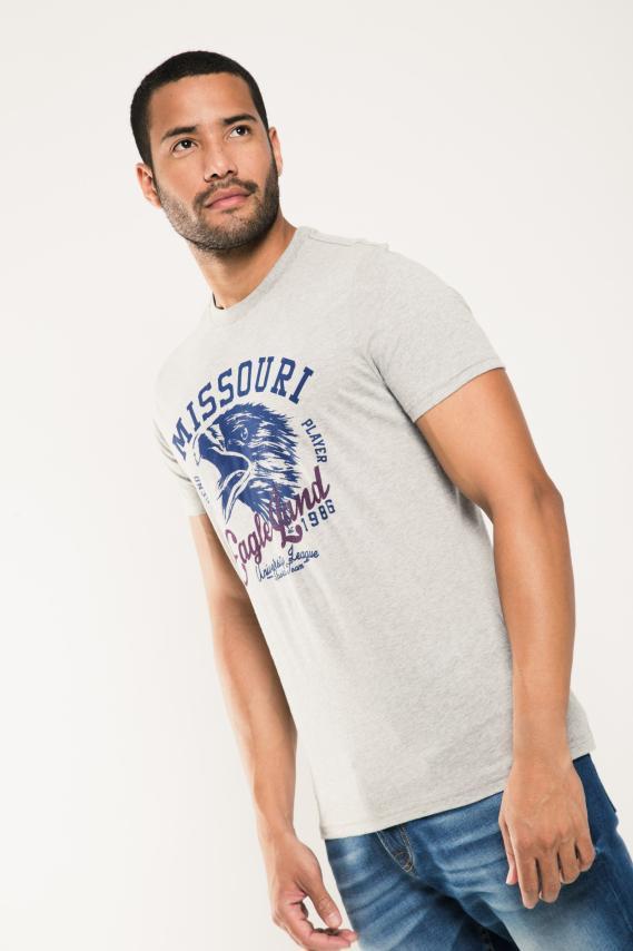 Basic Camiseta Koaj Drako 2g 1/17