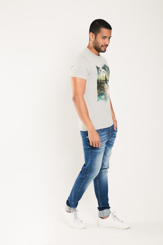 Basic Camiseta Koaj Drako 2h 1/17