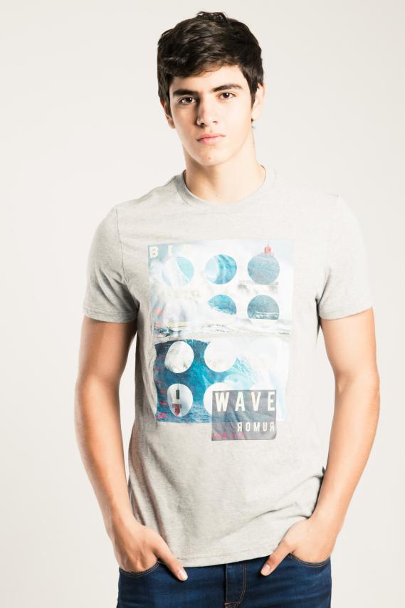 Basic Camiseta Koaj Drako 2i 1/17