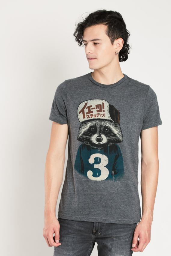 Basic Camiseta Koaj Drako 2l 1/17