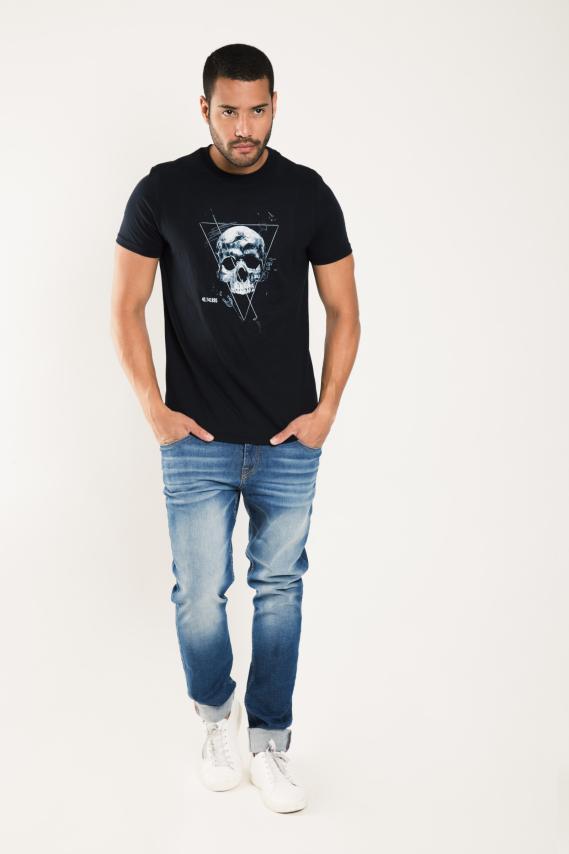 Basic Camiseta Koaj Drako 3d 1/17