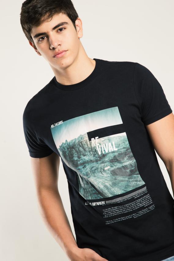 Basic Camiseta Koaj Drako 3e 1/17
