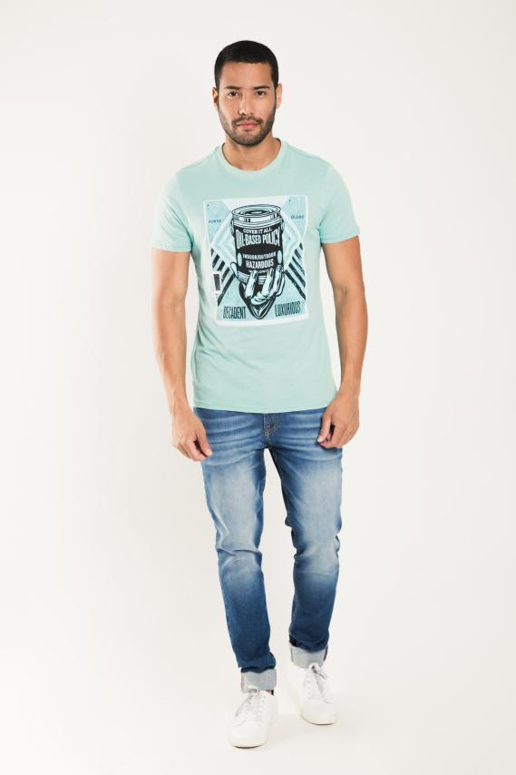 Basic Camiseta Koaj Drako 4d 1/17